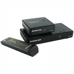 IOGEAR Kit Extension audio/vidéo sans fil HDMI Stream HD 1080p