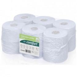 WEPA papier toilette en grands rouleaux Comfort, blanc