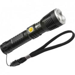 BRENNENSTUHL Lampe de poche LED LuxPremium Akku-Fokus TL 450