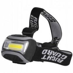 IWH Lampe frontale LED COB, 1,5 Watt LED