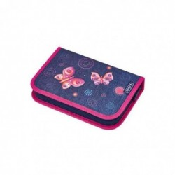 "HERLITZ Etui scolaire ""Butterfly Dreams"""