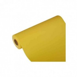 "PAPSTAR Chemin de table ""ROYAL Collection"", jaune"