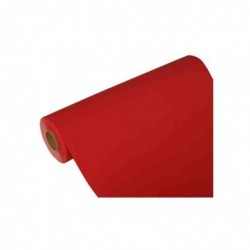 "PAPSTAR Chemin de table ""ROYAL Collection"", rouge"
