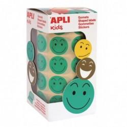 APLI-AGIPA GOMMETTES SMILE...