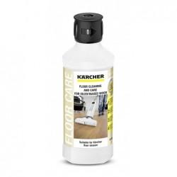 KÄRCHER Nettoyant et soin pour parquet lubrifié/ciré 500 ml