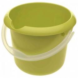 "KEEEPER seau de nettoyage ""mika"", rond, 5 litres, vert"