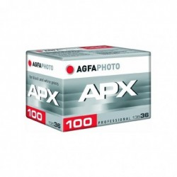 AGFAPHOTO APX 100 Professional Pellicule N/B 135 (35 mm) ISO 100  36 Poses