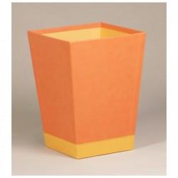RHODIA corbeille à papier Turquoise 27x27x32 cm