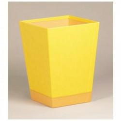 RHODIA corbeille à papier Jonquille 27x27x32 cm