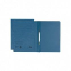LEITZ Chemises à lamelles Rapid, format A5, Bleu