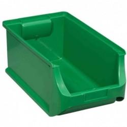 ALLIT Bac à bec ProfiPlus boîte taille 4, en PP, vert  355 x 205 x 150 mm
