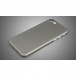 CASEUAL Coque ultra fine pour iPhone 7 Slim Noir