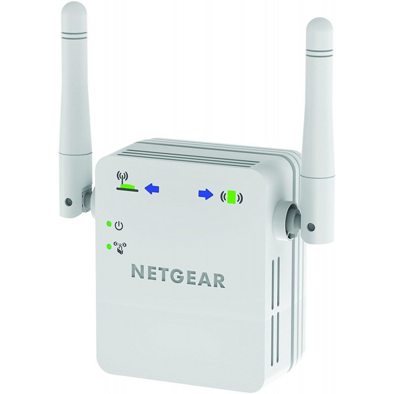 NETGEAR rallonge réseau sans fil - 802.11b/g/n - 2.4 GHz RANGE EXTENDER