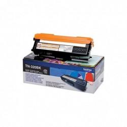 BROTHER Kit Toner Laser Original TN-320BK 2500 Pages Noir
