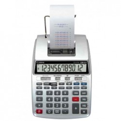 CANON Calculatrice Imprimante 2 Couleurs P-23 DTSC II  LCD Display 12 Chiffres