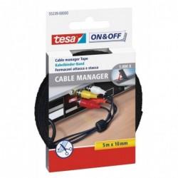 TESA Câble manager 10 mm x...