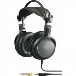 JVC HA-RX 900 Casque Hi-Fi Aimant Néodyme 50 mm hautes performances Cordon 3,5 mm