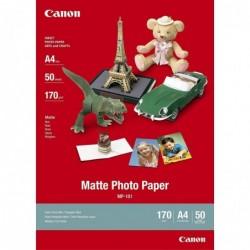 CANON Papier photo original MP-101 Mat 170 g A4 50 feuilles