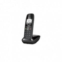 GIGASET Téléphone DECT Gigaset As470 Sans Fil SOLO Noir