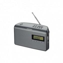 GRUNDIG Radio Réveil Music 61 noir/graphite