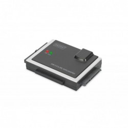 DIGITUS Adaptateur de disque dur USB 2.0 - 40pol IDE & SATA