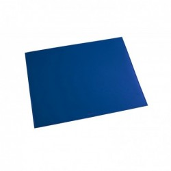 LÄUFER Sous-mains DURELLA, 400 x 530 mm, bleu