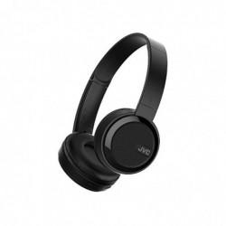 JVC HA-S40BT Casque sans Fil Bluetooth Pliable - Noir