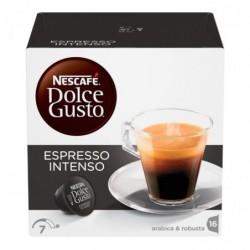 NESCAFE Dolce Gusto Boite de 16 Capsules Espresso Intenso