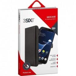 3SIXT Housse de protection Cuir « NeoCase 2in1 » pour Samsung Galaxy S8 Plus