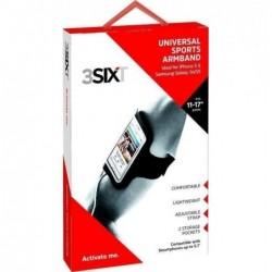 """3SIXT Bracelet Sport pour smartphones Jusqu'à  5.0"""""""