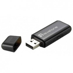 LEVELONE adaptateur USB 2.0 WiFi, 300 Mbps