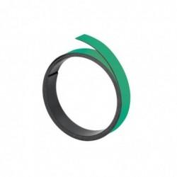FRANKEN Ruban magnétique Découpable 100 x 2 cm Vert