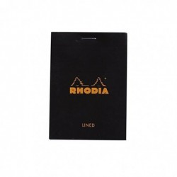 RHODIA Bloc BLACK N°11...