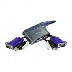 ATEN Switch KVM 2 USB + Audio