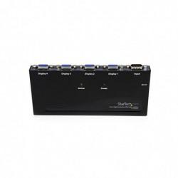 STARTECH.COM Répartiteur vidéo 350 MHz haute résolution 4 ports VGA