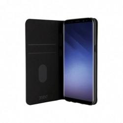 3SIXT Housse de protection « SlimFolio » Samsung Galaxy S9+