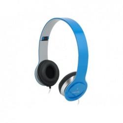 LOGILINK Casque stéréo Haute Qualité (HS0031) - Bleu