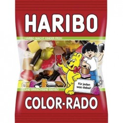 HARIBO Sachet 200g Bonbon Assortiment COLOR-RADO