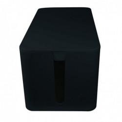 """LOGILINK Boîte à câble """"big size"""", couleur: noir"""
