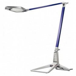 LEITZ Lampe de bureau LED Style SMART DESK LAMP,bleu titane,