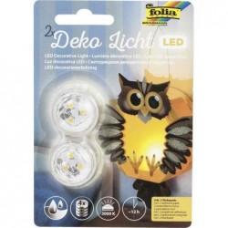 FOLIA Lumière décorative LED, piles inclues