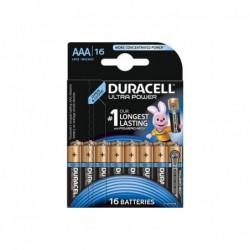 DURACELL Pack de 16 piles Duracell Ultra Power LR3 Micro AAA