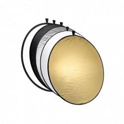 MANTONA Réflecteur pliable 5 en 1 Diamètre 110cm