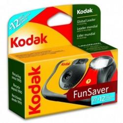 KODAK Appareil Photo Jetable Fun Flash 27+12 Poses