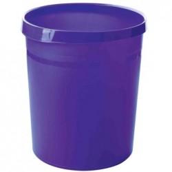 HAN Corbeille à papier GRIP Trend Colour 18 litres Ronde Lilas