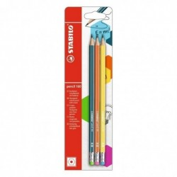 STABILO Blister x 3 crayons...