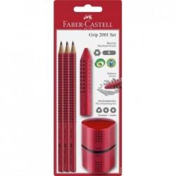 FABER-CASTELL Kit crayon...