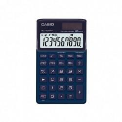 CASIO Calculatrice de poche bleu 10 chiffres SL-1100TV CSCALSL1100TVBUB