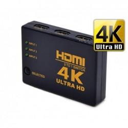 Commutateur HDMI 4K Ultra...