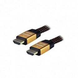 MCL SAMAR Câble HDMI Plat...